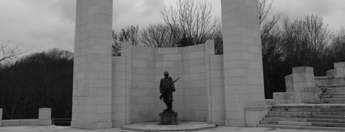 The Inter-Allied Memorial, Cointe (Liège)